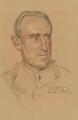 Sir Bernard Paget, by Henry Lamb - NPG 6394