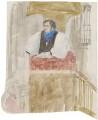 Samuel Wilberforce, by Clara Pusey - NPG 4541(11a)
