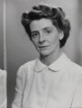 Freda Kunzlen Corbet (née Mansell, later Campbell), by Elliott & Fry - NPG x86613