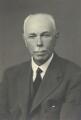 Francis William Aston, by Walter Stoneman - NPG x87056
