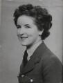 Betty Isobel Nettleton (née Havelock), by Elliott & Fry - NPG x89655