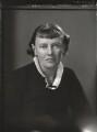 Margaret Ethel ('Storm') Jameson, by Elliott & Fry - NPG x89973