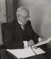 Sir Edwin Lutyens, by Elliott & Fry - NPG x90383