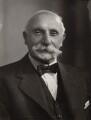 Valentine La Touche McEntee, 1st Baron McEntee of Walthamstow, by Elliott & Fry - NPG x90453