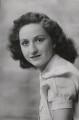 Monica Elizabeth Hastings Fletcher (née Medhurst), by Elliott & Fry - NPG x90599