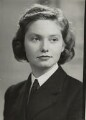Elizabeth Sylvia Neville Osmond-Smith (née Moss), by Elliott & Fry - NPG x90707