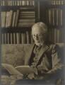 Herbert Albert Laurens Fisher, by Walter Benington, for  Elliott & Fry - NPG x90711