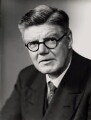Sir Frederick James Osborn, by Elliott & Fry - NPG x90792