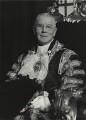 Sir Frederick Rowland, 1st Bt, by Elliott & Fry - NPG x91222