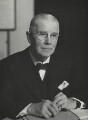Sir Frederick Rowland, 1st Bt, by Elliott & Fry - NPG x91223