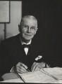 Sir Frederick Rowland, 1st Bt, by Elliott & Fry - NPG x91224