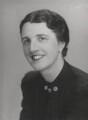 Dame Janet Maria Vaughan, by Elliott & Fry - NPG x91594