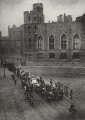 Queen Victoria's Funeral Cortège, copy by Elliott & Fry, after  James Russell & Sons - NPG x92022