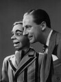 Peter Brough with his puppet Archie Andrews, by Elliott & Fry - NPG x92105