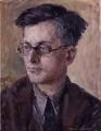 Sir William Empson, by Rupert Shephard - NPG 6466