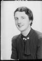 Dame Janet Maria Vaughan, by Elliott & Fry - NPG x95095