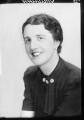 Dame Janet Maria Vaughan, by Elliott & Fry - NPG x95096
