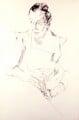 Dodie Smith, by Don Bachardy - NPG 6423