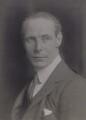 Sir (Norman Fenwick) Warren Fisher, by Walter Stoneman - NPG x162232