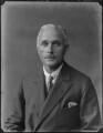 Sir Berkeley Vincent, by Walter Stoneman - NPG x162286