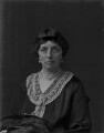 Katherine Marjory, Duchess of Atholl, by Walter Stoneman - NPG x162353