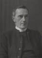 William Ralph Inge, by Walter Stoneman - NPG x162482