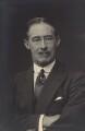 Lawrence John Lumley Dundas, 2nd Marquess of Zetland, by Walter Stoneman - NPG x162736