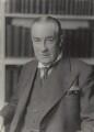 Stanley Baldwin, 1st Earl Baldwin, by Walter Stoneman - NPG x162893