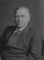 Sir John Fraser, 1st Bt, by Walter Stoneman - NPG x162949