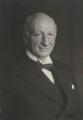 Sir Harold Arthur Brown, by Walter Stoneman - NPG x163036