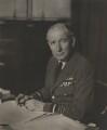 Sir Wilfrid Rhodes Freeman, 1st Bt, by Walter Stoneman - NPG x163243