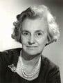 Dame Elsie Myrtle Abbot, by Walter Bird - NPG x163381