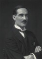 Clarence Napier Bruce, 3rd Baron Aberdare, by Walter Stoneman - NPG x163387