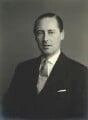 John Henry Guy Nevill, 5th Marquess Abergavenny, by Walter Stoneman - NPG x163393