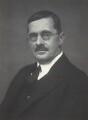 Hugh Richard Scarlett, 7th Baron Abinger, by Walter Stoneman - NPG x163394