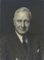 Sir John Bradley Abraham, by Walter Stoneman - NPG x163395