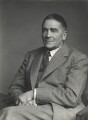 Sir William Ernest Victor Abraham, by Walter Stoneman - NPG x163396