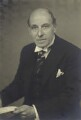 Sir Adolphe Abrahams, by Walter Stoneman - NPG x163397