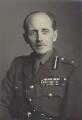 Sir Allan Henry Shafto Adair, by Walter Stoneman - NPG x163404