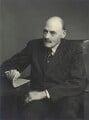 John Gellibrand Hubbard, 3rd Baron Addington, by Walter Stoneman - NPG x163425