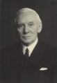 Christopher Addison, 1st Viscount Addison, by Walter Stoneman - NPG x163428