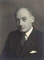 Christopher Addison, 2nd Viscount Addison, by Walter Stoneman - NPG x163429