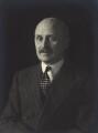 Michael Edward Adeane, Baron Adeane, by Walter Stoneman - NPG x163431