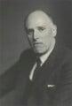 Sir Wallace Alan Akers, by Walter Stoneman - NPG x163457
