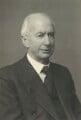 Sir Percy Alden, by Walter Stoneman - NPG x163465