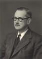 Sir George Vance Allen, by Walter Stoneman - NPG x163559