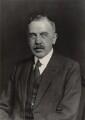 Herbert Stanley Allen, by Walter Stoneman - NPG x163560