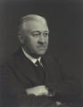 Sir Alexander James Anderson, by Walter Stoneman - NPG x163599