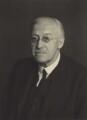 Sir Alexander James Anderson, by Walter Stoneman - NPG x163600