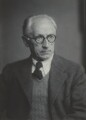 (Alfred Charles) Stanley Anderson, by Walter Stoneman - NPG x163620